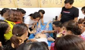 廣州中醫針灸培訓機構-中醫康復理療師培訓,推拿培訓