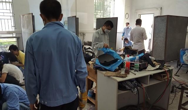 深圳龙华大浪坂田附近哪里的电工焊工培训班开班了,VIP通道开启