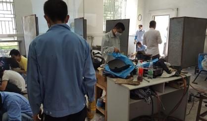 中育為-深圳龍華大浪坂田附近哪里的電工焊工培訓班開班了,VIP通道開啟