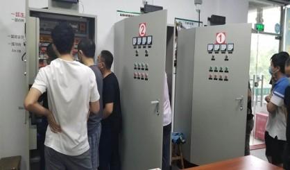 中育為-制冷設備維修班高處安裝培訓班開班了vip班迅速拿證
