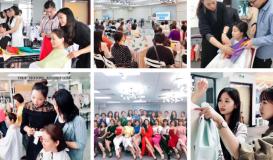 武漢廣州四季美學色彩形象管理師培訓網絡班導師班實戰班開課