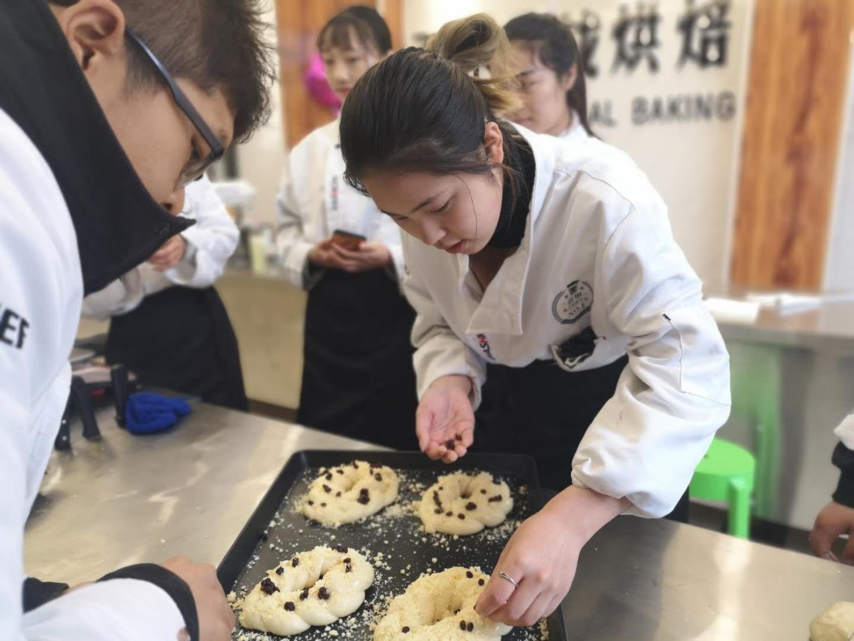 中育为-[西餐制作]荆州学生日蛋糕培训面包吐司培训面包欧包培训蛋糕培训哪家好都看百甲学校专业化2020