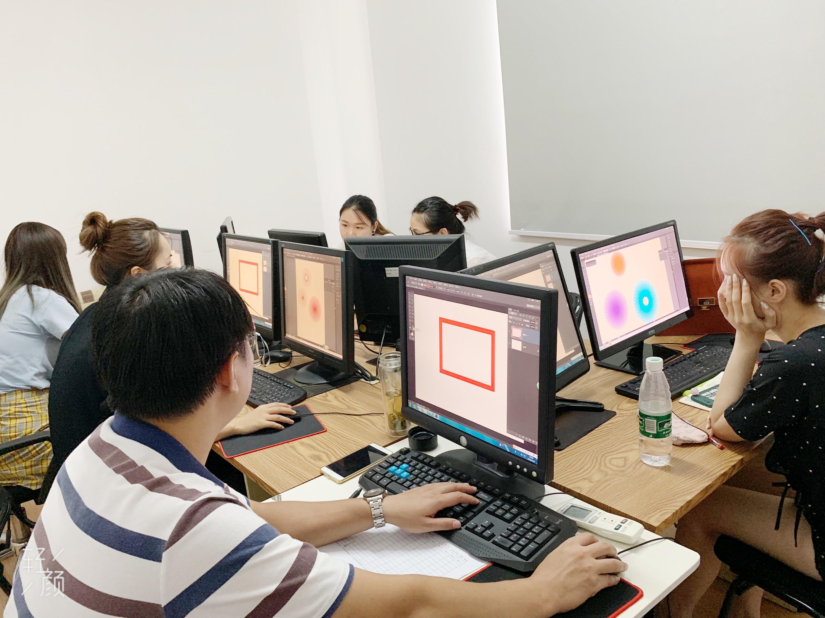 中育为-[Coreldraw]合肥学平面设计哪里能学?学平面设计要什么基???学PS难吗