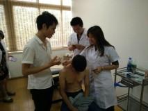 广西北海针灸推拿师高级证培训班