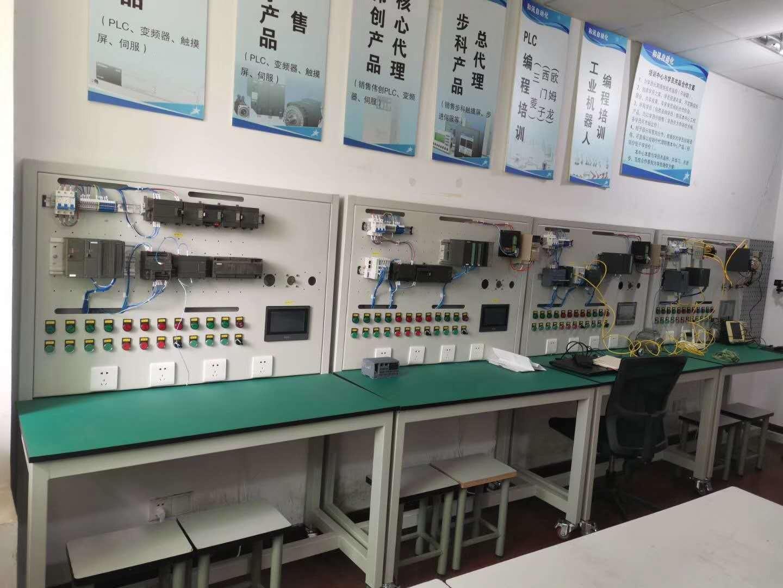常州和讯电气自动化plc编程培训