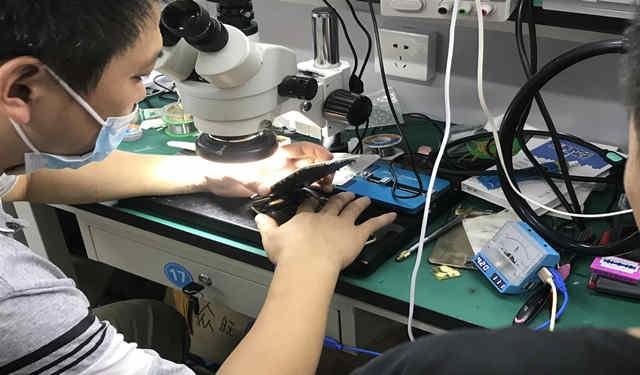 中育为-[手机维修]成都手机维修培训压屏