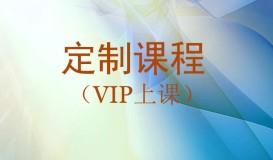 定制課程 (VIP上課)