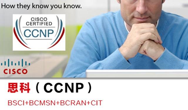 中育為-[思科認證]思科(CCNP)