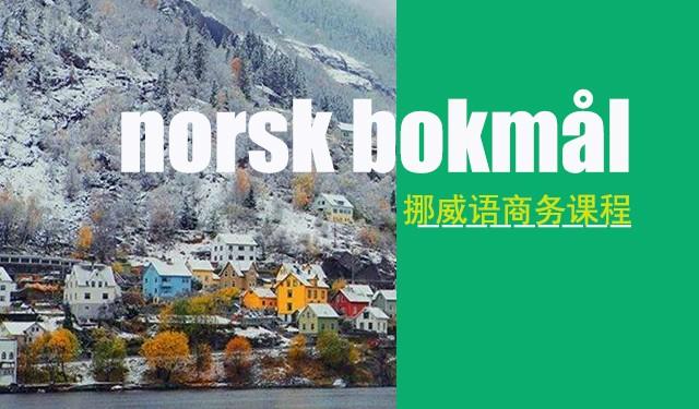 中育为-[小语种]挪威语商务课程