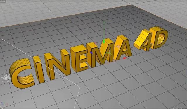 中育为-[CAD]CINEMA 4D 三维广告酷炫视觉展示设计