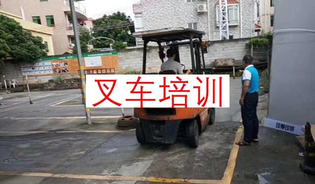中育为-[技工]广州叉车司机培训,广州叉车学习考试