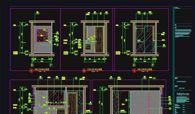 中育為-[景觀設計]合肥0基礎室內設計CAD培訓班,CAD施工圖培訓