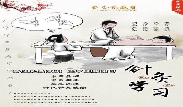 中育為-[職業技能]廣州中醫培訓針灸鬼門十三針