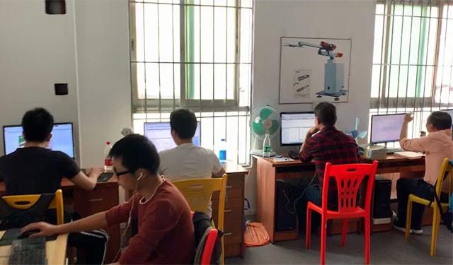 中育為-[技工]非標自動化機械設計現場培訓在線培訓